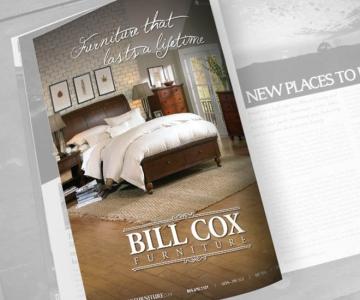 Bill Cox Furniture Ads