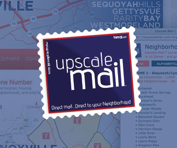 Upscale Mail Web Design