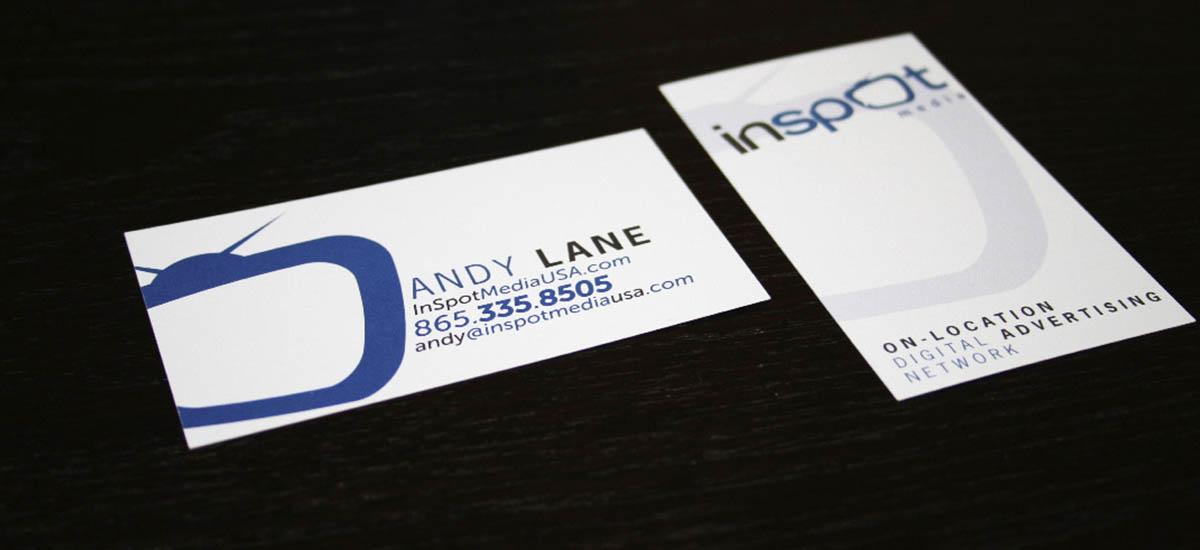 Inspot Media Branding
