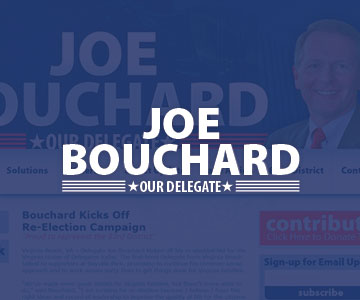 Joe Bouchard Web Design