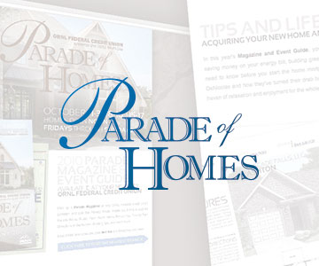 Parade of Homes Web Design