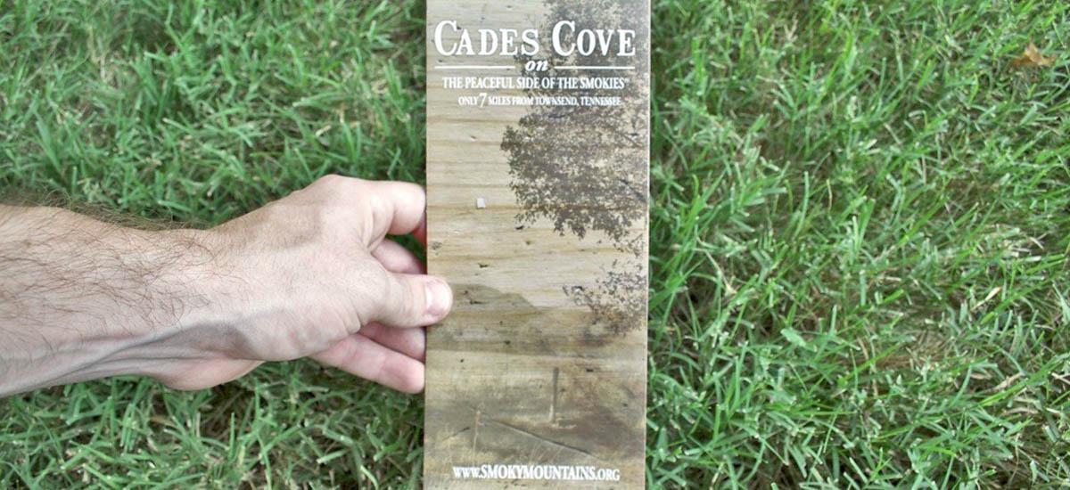 Cades Cove Brochure