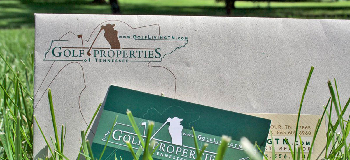 Golf Properties of Tennessee Branding