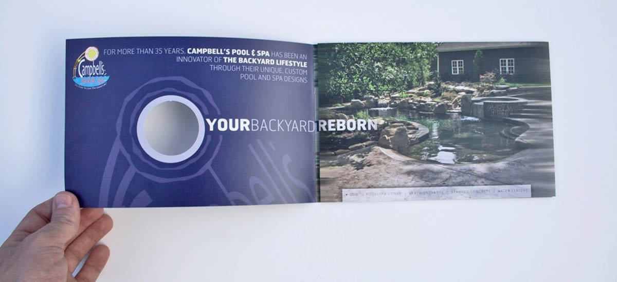 Campbell's Pool & Spa Brochure