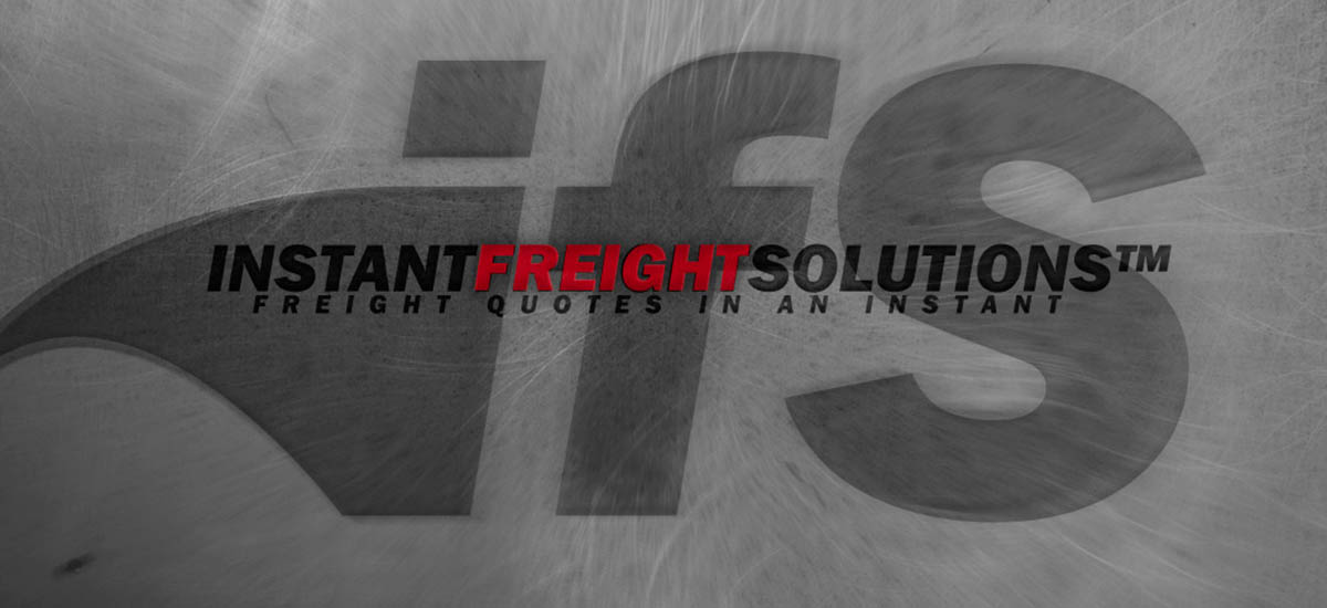 Instant Freight Solutions Branding
