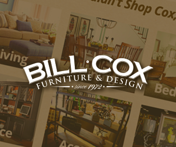 Bill Cox Furniture Web Design